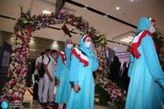 المپیک 2020 توکیو| لباس بانوان حاضر در مراسم افتتاحیه تغییر کرد؟