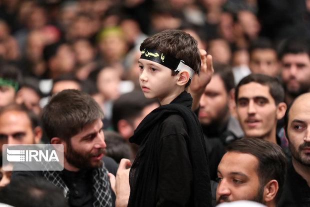 برگزاری آیین عزاداری ابوالفضل العباس(ع) در بقاع متبرکه همدان