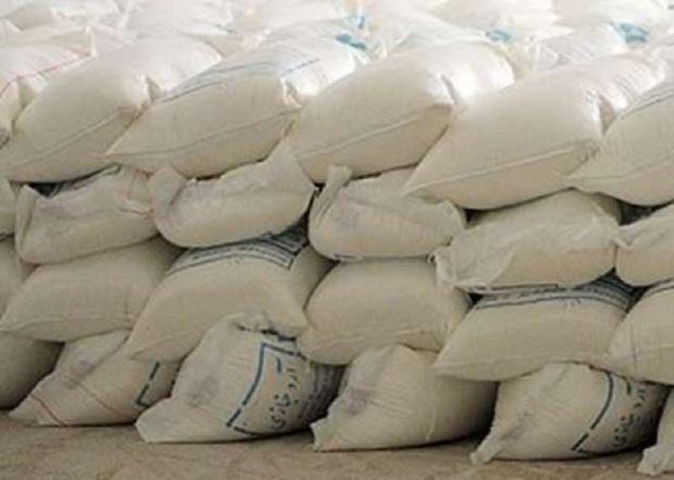 1250 کیلوگرم آرد گندم احتکار شده در کمیجان کشف شد