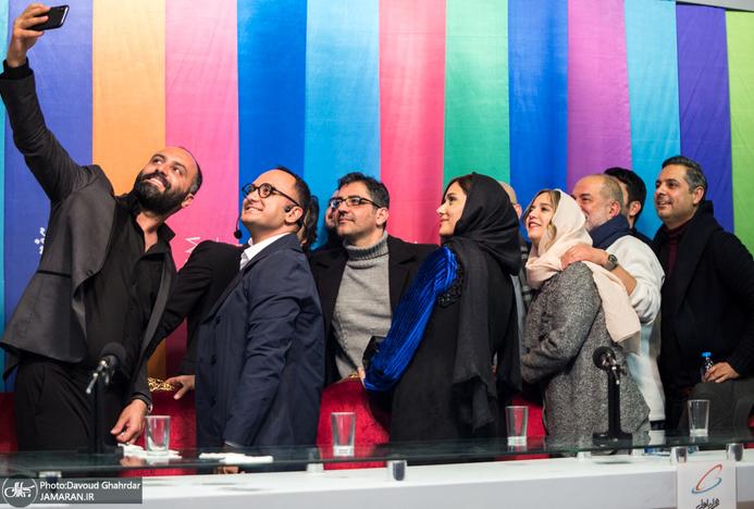 هشتمین روز از جشنواره فیلم فجر