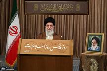 رهبر معظم انقلاب: فوریترین وظیفه مبارزه با خیانت کمرنگ کردن مسأله فلسطین است