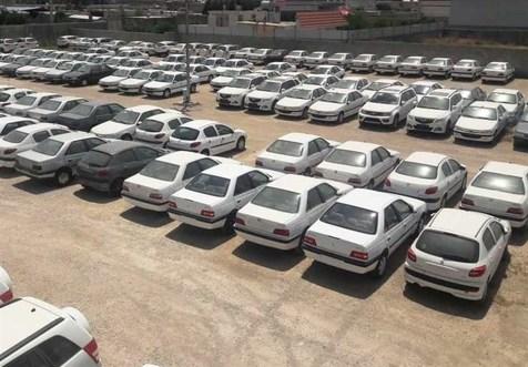 تکذیب احتکار خودرو توسط خودروسازان/ دپوی خودرو طبیعی است