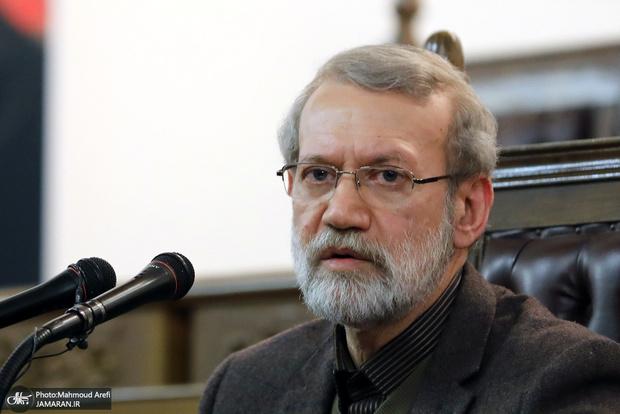 پیام تسلیت علی لاریجانی در پی انفجار بیروت