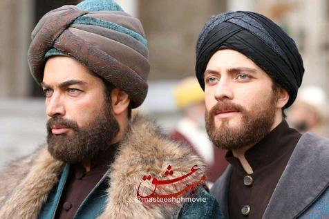 جدیدترین تصاویر از فیلم «مست عشق» با بازیگران ترکیه ای