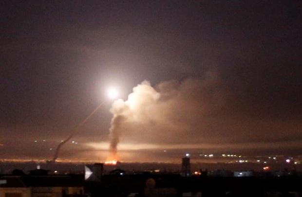 جزییات حمله موشکی سوریه به تاسیسات هسته ای رژیم صهیونیستی/ موشک شلیک شده «سوری» بود