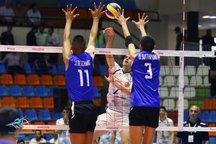 شکست ناباورانه نوجوانان والیبال ایران برابر چین تایپه