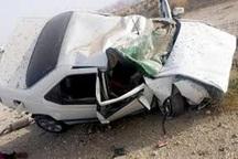 واژگونی خودرو در پارس آباد یک کشته و 2 مصدوم برجای گذاشت