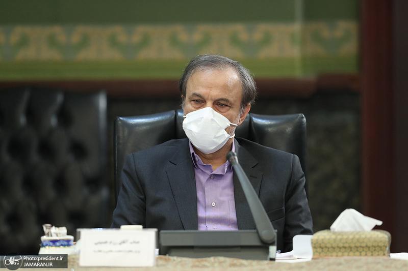 جلسه شورای اجرایی فن آوری اطلاعات - رزم حسینی