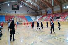 ارومیه و مهاباد فینالیست والیبال دختران آذربایجان غربی شدند