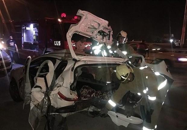 حادثه رانندگی در سلسله یک کشته داشت