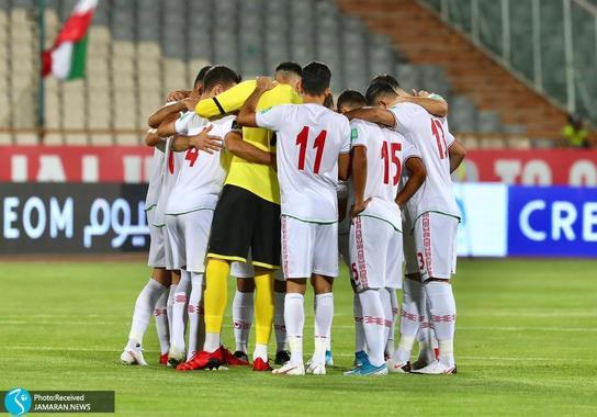 ایران سوریه مقدماتی جام جهانی 2022