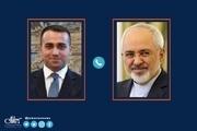 گفتوگوی تلفنی وزرای خارجه ایران و ایتالیا در مورد کرونا و تحریمها