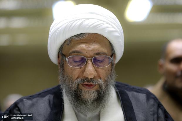 انتقاد شدید آملی لاریجانی عضو شورای نگهبان از رد صلاحیت های گسترده!