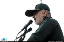 سردار سلامی: عقل سیاسی در آمریکا به زوال رسیده است