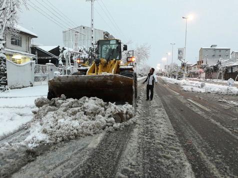 آخرین وضعیت در استان گیلان: راهها باز است، برق قطع