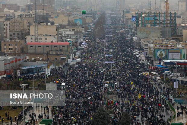 اعزازی: مردم ایران پاسخ کوبندهای به ترامپ و جان بولتون دادند