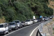 اعمال محدودیتهای ترافیکی در 2 جاده استان گیلان