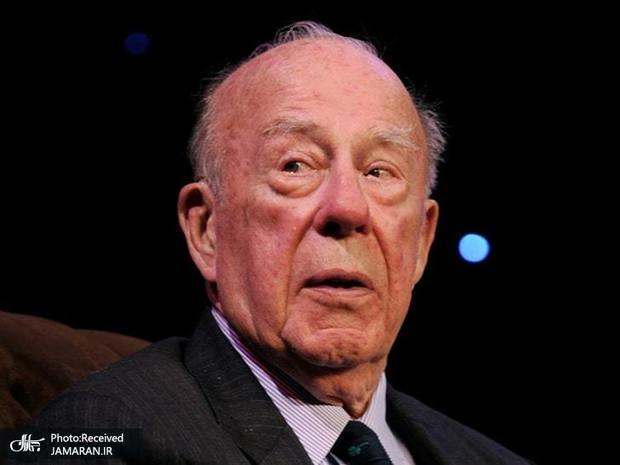 مرگ پیرترین وزیر سابق زنده آمریکا