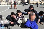 باندی با ۱۰۱ فقره سرقت در شیراز متلاشی شد