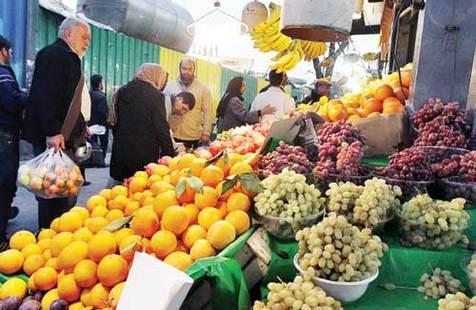 نرخ میوه تا دو ماه دیگر همچنان کم میشود