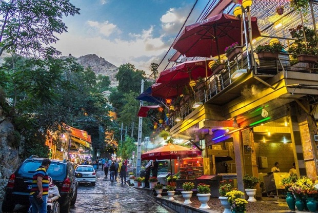 تفرجگاه های شمال تهران تا 12 فروردین تعطیل است