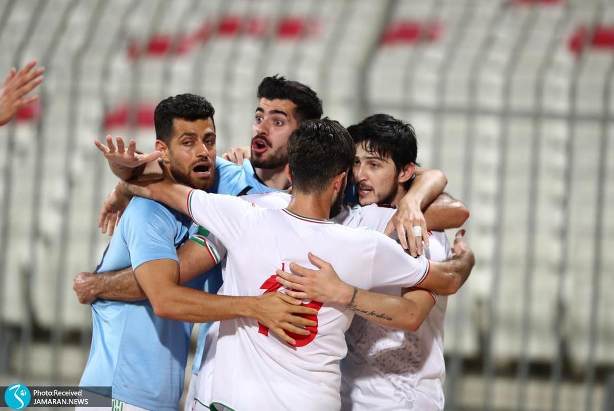 4 بازیکن تیم ملی در خطر  از دست دادن دیدار مقابل عراق