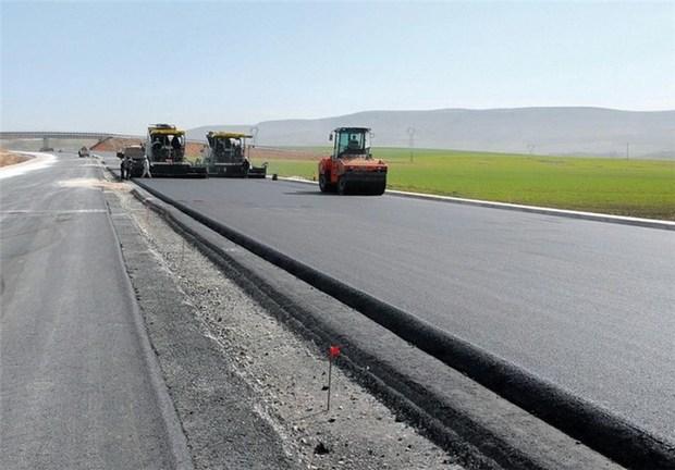 6 پروژه راه روستایی در دیواندره در حال اجراست