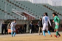 سرمربی شهرداری همدان: بقا در لیگ 2 در گرو پیروزی مقابل تیم بم است