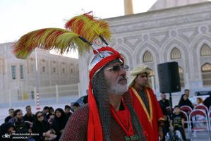 تعزیه خوانی در حرم مطهر امام خمینی(س)