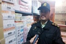کشف ۳۰ میلیارد ریال داروی قاچاق در البرز