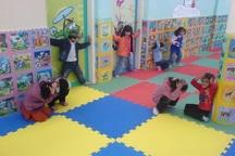 بیش از 22 هزار کودک در مهدهای کرمانشاه آموزش می بینند