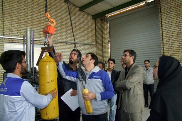 1246 آزمون استاندارد از محصولات تولیدی کردستان انجام شد