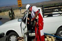 نجاتگران هلال احمر قزوین به ۲۷ مصدوم حوادث امدادرسانی کردند