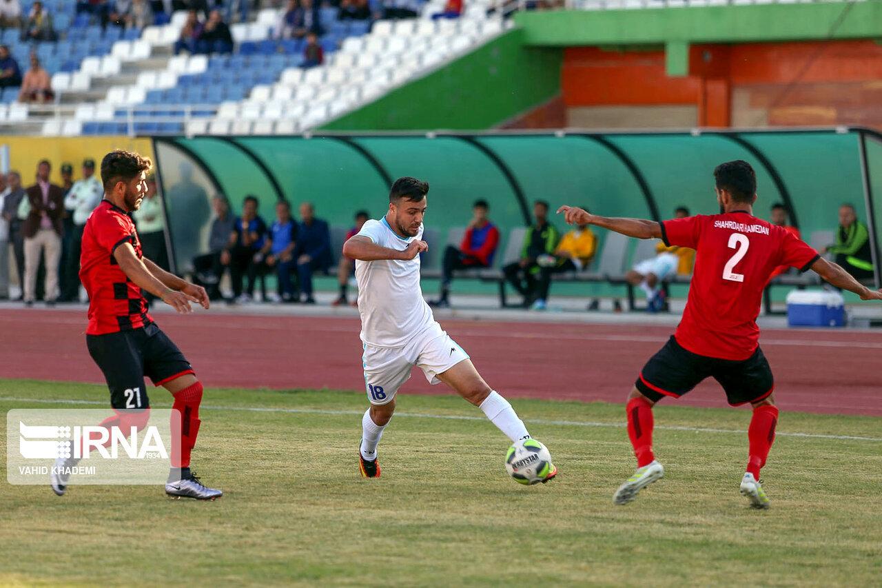 نبرد نمایندگان فوتبال همدان در اوج مشکلات مالی