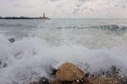 ارتفاع موج در دریای عمان به ۲ متر میرسد