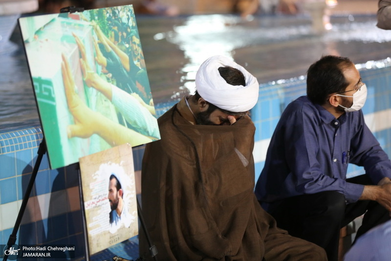 مراسم بزرگداشت حضرت امام خمینی(س) و یوم الله 15 خرداد