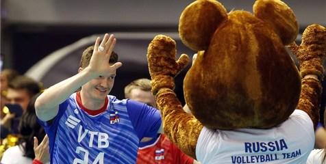 پاسور تیم ملی والیبال روسیه: کار را تمام کردیم/ برای طلا به المپیک می رویم