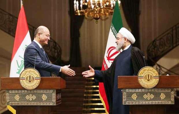 سفر رئیسجمهوری به عراق برای مردم 2 کشور همراه بابرکت بود