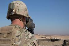زخمی شدن 3نظامی آمریکایی در سوریه در حمله افراد مسلح ناشناس