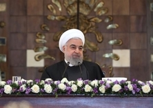 President Rouhani says US terrorism targets entire Iranian nation