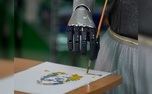 نقاشی ربات سوفیا ۶۸۸ هزار دلار فروخته شد+ عکس