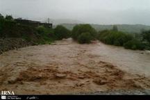راه گناباد به روستای زیبد بسته شد