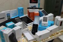 تعزیرات قاچاقچی موبایل را چهار میلیارد ریال جریمه کرد