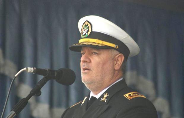 نیروی دریایی ارتش مظهر اقتدار ملت ایران در دریاهاست