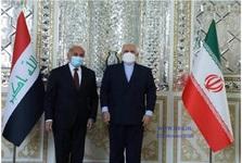 ظریف: اتفاقات اخیر در خاک عراق مشکوک است/ فواد حسین: بغداد اجازه برهم زدن روابط عالی دو کشور را نخواهد داد
