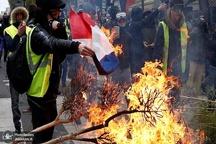 وزیر خارجه فرانسه خطاب به ترامپ: دست از سر مردم ما بردارید!