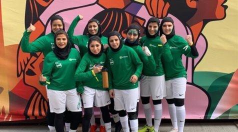 راه اندازی لیگ فوتبال زنان در عربستان