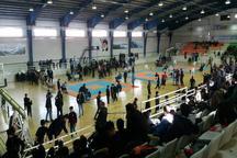 مریوان قهرمان مسابقات کونگ فو استان کردستان شد