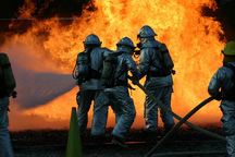 آتش نشانان، جانفشانان بی ادعا
