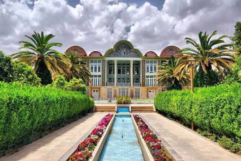 معرفی زیباترین باغ های ایرانی+ تصاویر